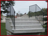 Precast Stairs and Bulkheads